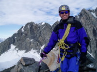 Guided mountaineering in the Southern Alps