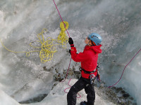 Belaying, an important role