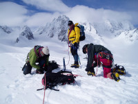#technical mountaineering instruction course in NZ