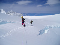 #mountain guide New Zealand, instruction course