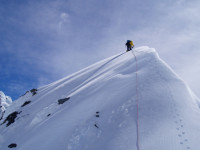 New Zealand Mountaineering courses