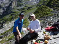 Gaz and Phil, Alpinism Adventures in Europe