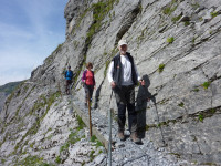 Alpinism Adventures in Switzerland