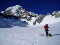 Alpinism adventures in NZ