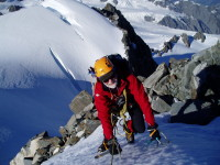 guided alpinism in NZ