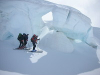 Southern Alps back country ski touring