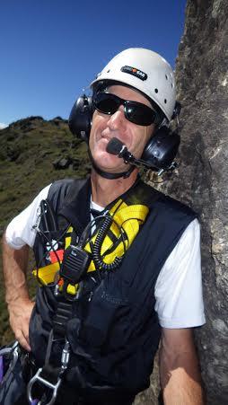 stroptraining feb 2015, alpine cliff rescue