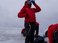 the power of icelandic milk for mountain training
